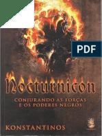 nocturnicon. conjurandos as forças e os poders negros  -  konstantino.pdf