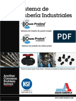 Catalog Spanish Chem Pro Line Dec 2013