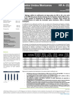 Reporte Deuda Soberana Mexico 2017 HR Ratings