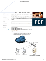 Serva PXE  Ubuntu Install