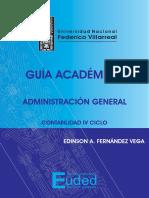 Administración General Manual