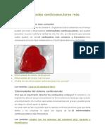 10 Enfermedades Cardiovasculares Más Frecuentes