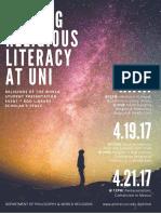 Raising Religious Literacy at UNI