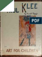 Paul Klee - Art for Children Doubleday 1968