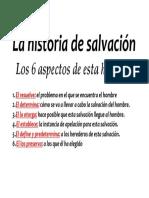 La Historia de Salvación