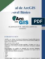 Tutorial de ArcGIS Nivel Básico