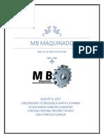 Mb Maquinado