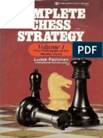 Complete Chess Strategy - First Principles of the Middlegame