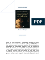 Imitacion de Maria - Tomas de Kempis.pdf