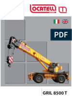 ERKE Group, Locatelli Cranes Catalogue