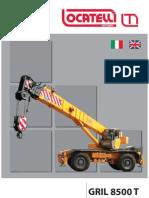 ERKE Group, Locatelli Cranes Catalogue