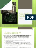 Aura, capítulo IV.pptx