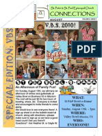 AUGUST 2010 Newsletter[1]