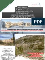 La Rioja Residencial Tijuana Imagenes de la Construcción Sobre Pestilente Relleno Sanitario via GIG Desarrollos