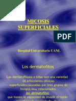 4. Micosis Superficiales