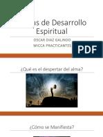 Etapas de Desarrollo Espiritual
