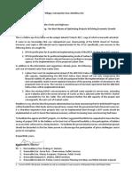 07July2017 Letter to DPWH Sec. Mark Villar