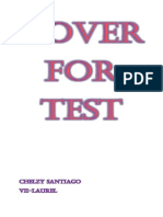 Cover for Test