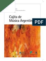 Cajita de Música Argentina