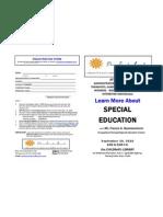 PDF SpEd Seminar Flyer