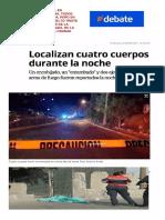Narco Zona en Colinas de California, Tijuana - Bandas Delictivas se Disputan La Peligrosa Delegación Sánchez Taboada, una de las Más Pobres de la Ciudad