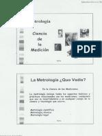 Curso de Medicion (Metrología) 1