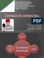 Conducta homicida EXPOSICION.pptx