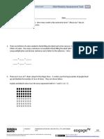 Math g3 m3 Mid Module Assessment