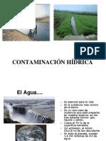 Ccontaminacion Del Agua