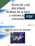analisis de la marcha a las malvinas conmp3.ppt