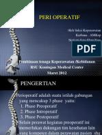 Perioperative 2012