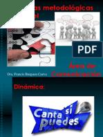 Estrategias de Comunc. Dra Francis Ibarguen