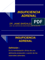SUPRARRENAL INSUFICIENCIA 1