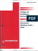 AWS D1.1-D1.1M 2010 Codigo de Soldadura-Estructural-Acero