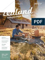 New Zealand Independent Travel Guide 2016-2017