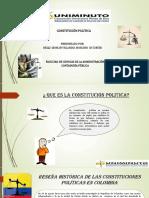 Actividad 1 Constitución Politica