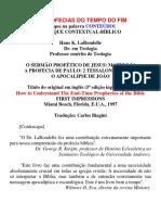 AS PROFECIAS DO TEMPO DO FIM - Hans K. LaRondelle.pdf