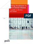 Doing Business in the Us 2014