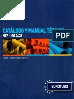 80500732 EUROTUBO Catalogo y Manual Tecnico