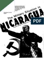 La Situación Militar en Nicaragua