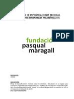 140612 Pliego Precripciones Técnicas RM FPM
