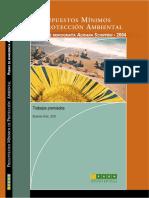 Presupuestos Minimos de Proteccion Ambiental - Comparacion Ley 24051 y 25615 Pag 51 a 79