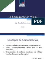 La Comunicación Visual 27 de Julio