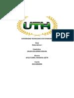 Matematica 1 Rossana Avila Flores 201510060096 Parcial 3 Tarea 7 Modulo 7