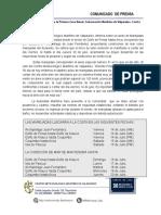 AVISO N°31 - COMUNICADO DE PRENSA %285%29