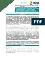 Terminos de Referencia Tic en Sectores Estrategicos - Version Consulta