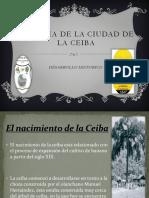 Historia de La Ciudad de La Ceiba
