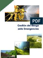 Gestión Del Riesgo Ante Emergencias