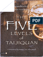 Chen Xiaowang--5 Levels of Taijiquan