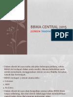 BBMA Ezreen Central